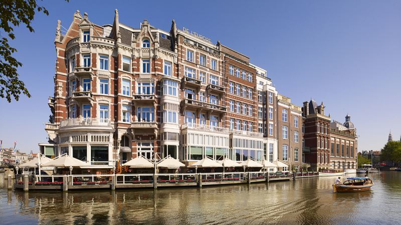 (Nederlands) De l'Europe Amsterdam